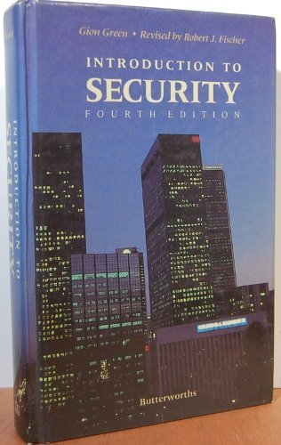 9780409900347: Introduction to security