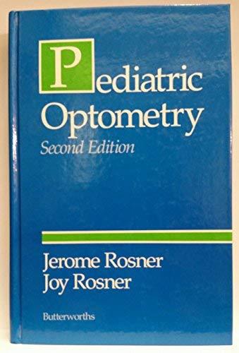 9780409900637: Pediatric Optometry