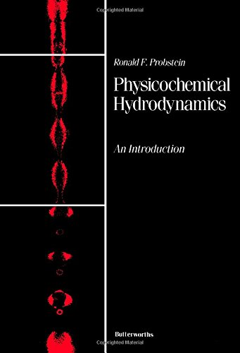9780409900897: Physicochemical Hydrodynamics (Butterworths series in chemical engineering)