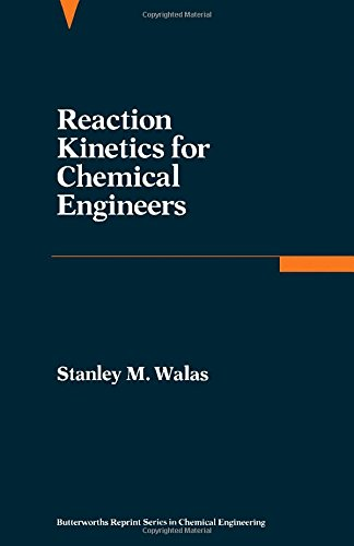 9780409902280: Reaction Kinetics for Chemical Engineers (Butterworths series in chemical engineering)