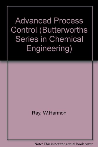 9780409902310: Advanced Process Control (Butterworths Series in Chemical Engineering)