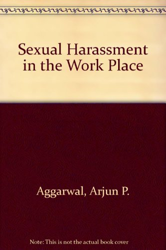 9780409906707: Sexual Harassment in the Workplace