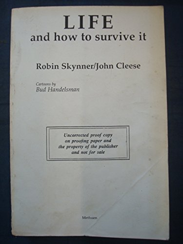 9780409911923: Life and How to Survive It