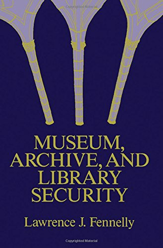 9780409950588: Museum, Archive and Library Security
