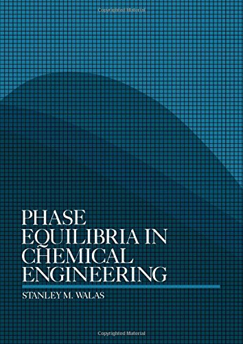 9780409951622: Phase Equilibria in Chemical Engineering
