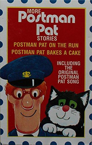 9780411400484: Postman Pat: Postman Pat on the Run & Postman Pat Bakes a Cake: More Stories