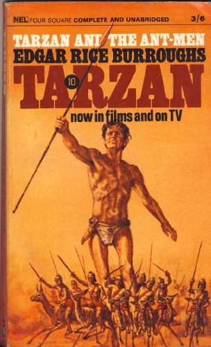 9780411806408: TARZAN AND THE ANT-MEN (specially adapted for Boys & Girls 12 - 15)