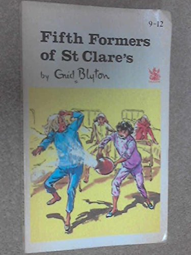 9780411806606: Fifth Formers Of St Clare's (Dragon Books,Red Dragons)
