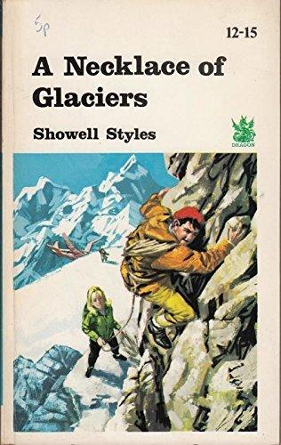 9780411808907: A necklace of glaciers