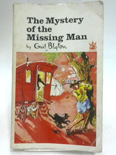 9780411810405: The mystery of the missing man (Red Dragon)