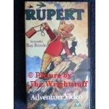 9780411902728: Rupert Bear Adventure (Video) [VHS]