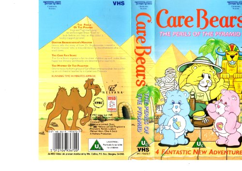 9780411936723: Care Bears: the Perils of the Pyramid [VHS]