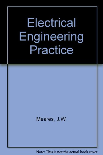 9780412012501: Electrical Engineering Practice