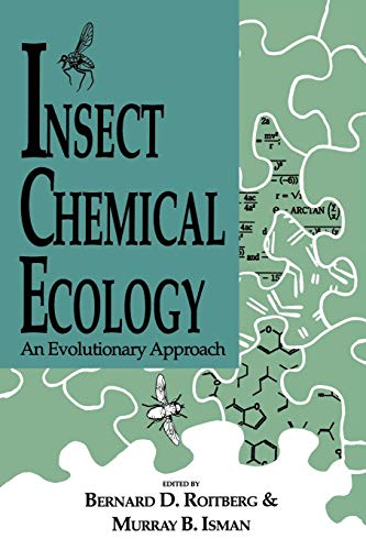 9780412018817: Insect Chemical Ecology: An Evolutionary Approach