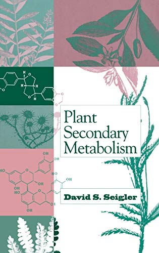 9780412019814: Plant Secondary Metabolism