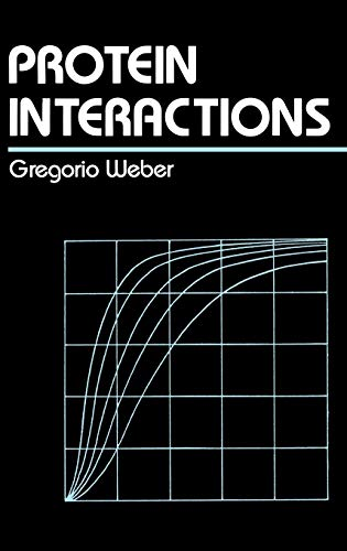 9780412030314: Protein Interactions