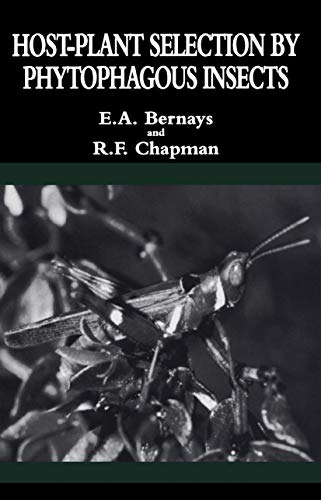 9780412031113: Host-Plant Selection by Phytophagous Insects (Contemporary Topics in Entomology)