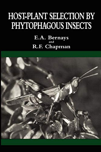 9780412031311: Host-Plant Selection by Phytophagous Insects (Contemporary Topics in Entomology)