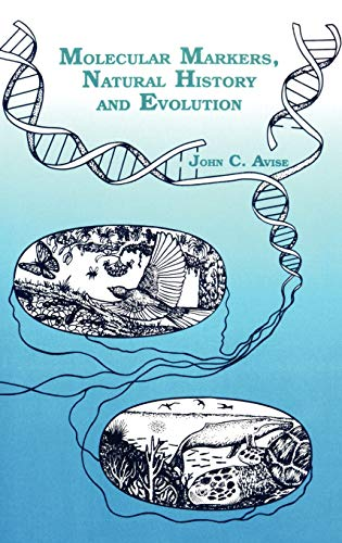 9780412037719: Molecular Markers, Natural History and Evolution
