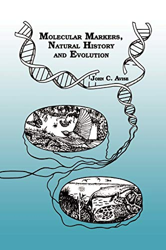9780412037818: Molecular Markers, Natural History and Evolution