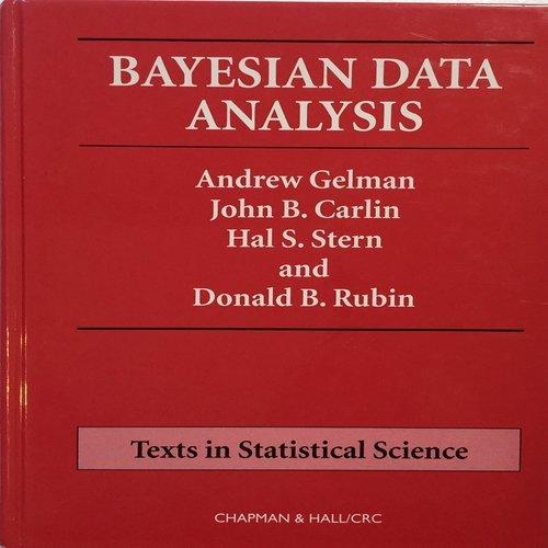 BAYESIAN DATA ANALYSIS CHAPMAN EPUB