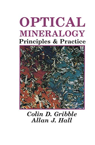 9780412040917: Optical Mineralogy: Principles and Practice