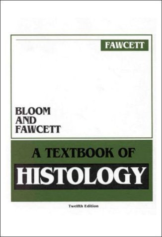9780412046919: BLOOM & FAWCETT TEXTBOOK OF HISTOLOGY