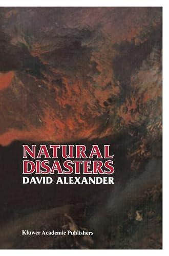 9780412047510: Natural Disasters
