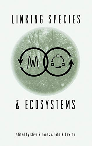 9780412048012: Linking Species & Ecosystems