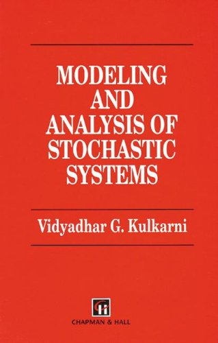 9780412049910: Modeling and Analysis of Stochastic Systems (Chapman & Hall/CRC Texts in Statistical Science)