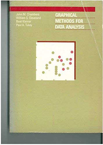 9780412052712: Graphical Methods for Data Analysis (Statistics)