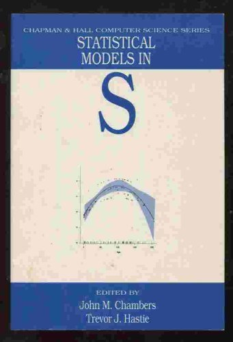 9780412053016: Statistical Models in S