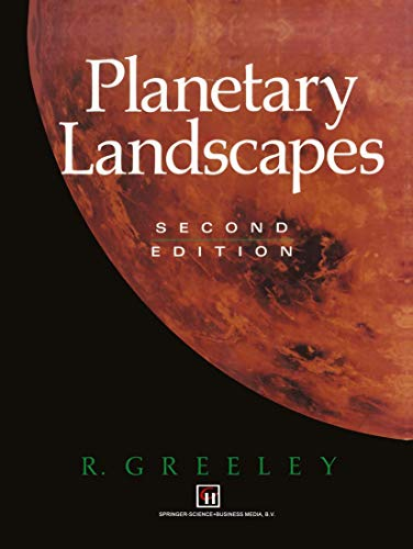 9780412054310: Planetary Landscapes