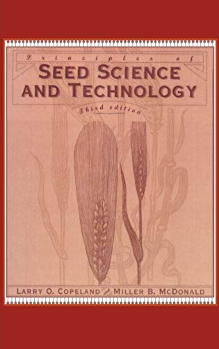 9780412063015: Principles of Seed Science and Technology