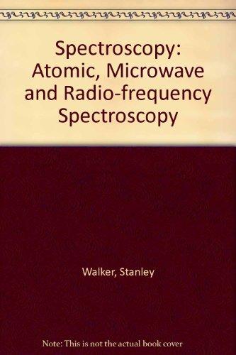 9780412064203: Spectroscopy