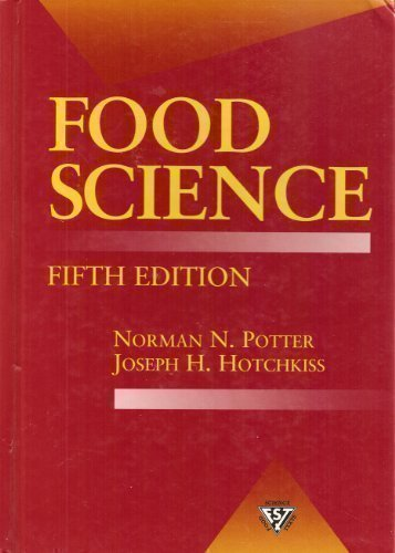 9780412064517: Food science (Food Science Texts)