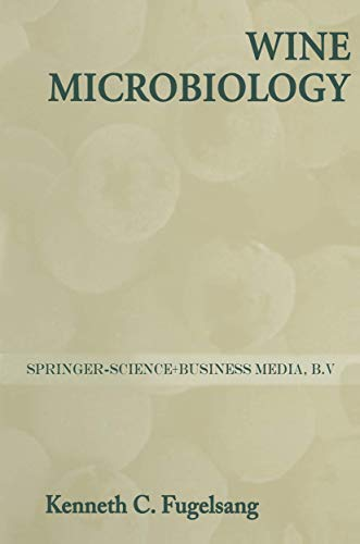 9780412066115: Wine Microbiology (Chapman & Hall Enology Library)