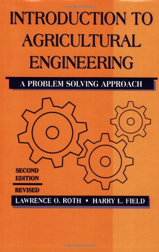 9780412069918: Introduction To Agricultural Engineering: A problem-solving approach