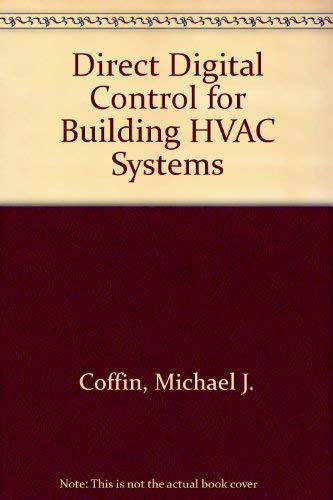 9780412070013: Direct Digital Control for Building HVAC Systems