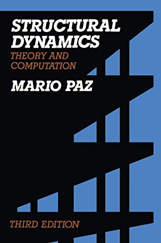 9780412071416: Structural Dynamics: Theory and Computation