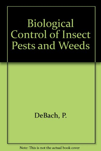 9780412074509: Biological Control of Insect Pests and Weeds