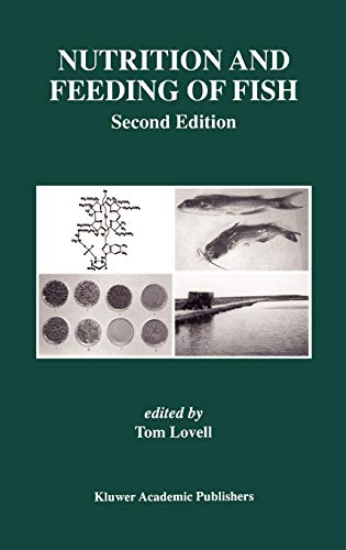 9780412077012: Nutrition and Feeding of Fish (Aquaculture)