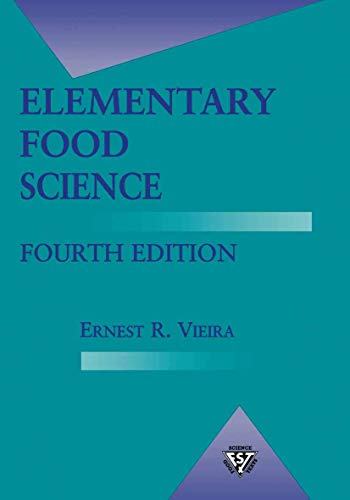 9780412079610: Elementary Food Science (Food Science Text Series)