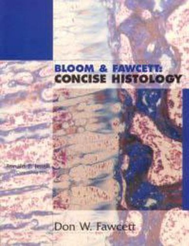 9780412079719: CONCISE HISTOLOGY