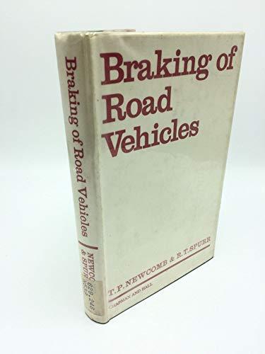 9780412087509: Braking of Road Vehicles