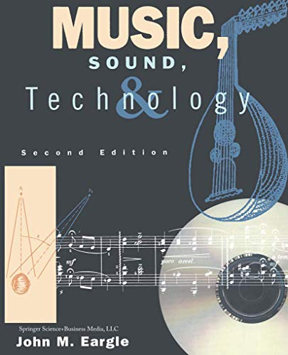 9780412087813: Music, Sound, and Technology