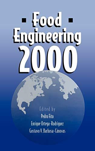 9780412088117: Food Engineering 2000 (Food Engineering Series)