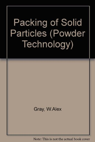9780412089008: Packing of Solid Particles (Powder Technology)