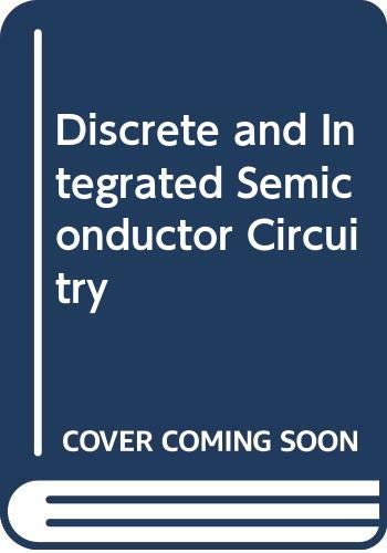 Discrete and Integrated Semiconductor Circuitry: L. J. Herbst