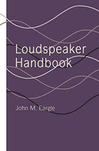 9780412097218: Loudspeaker Handbook
